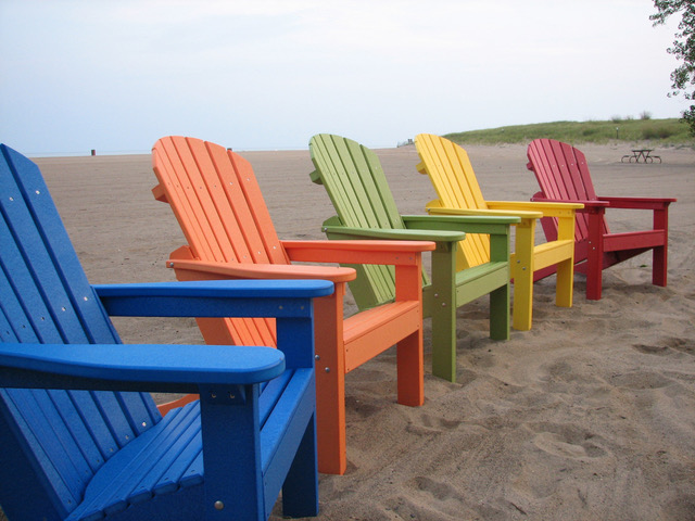 poly chair colors